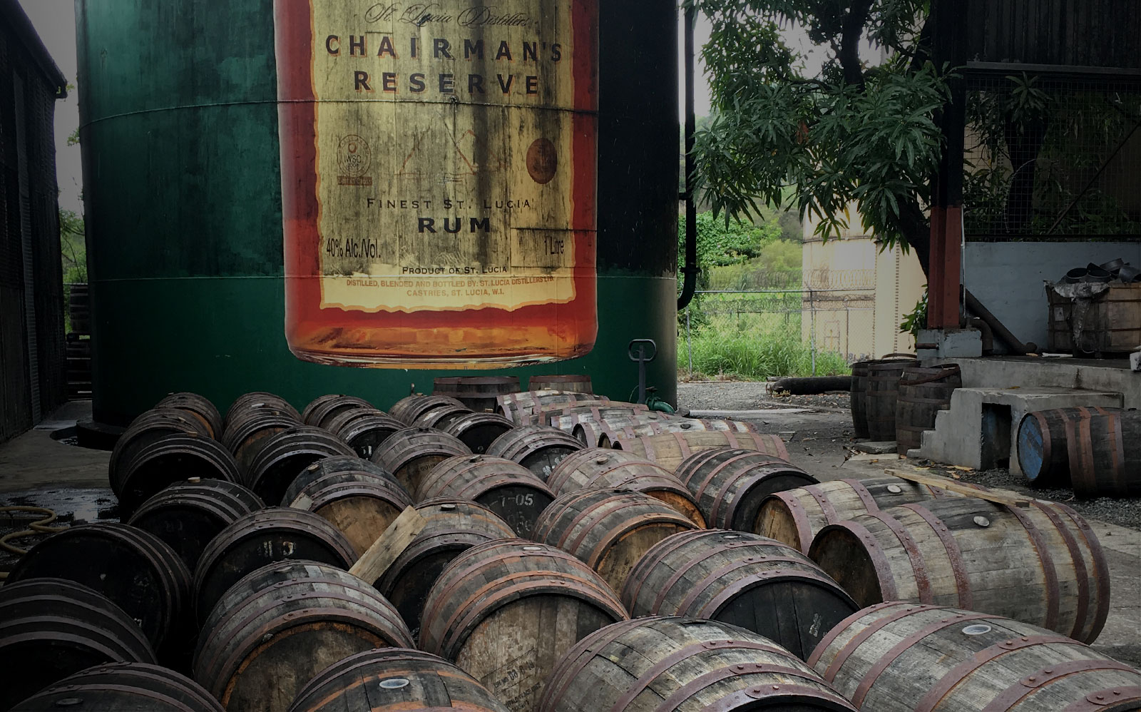 Chairmans Reserve - exclusively from Big Island Wholesalers