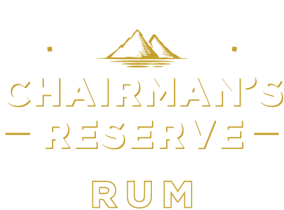 Chairman's Reserve Rum, available exclusively from Big Island Wholesalers