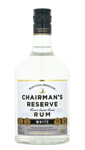 Chairman's Reserve White Rum - exclusively from Big Island Wholesalers