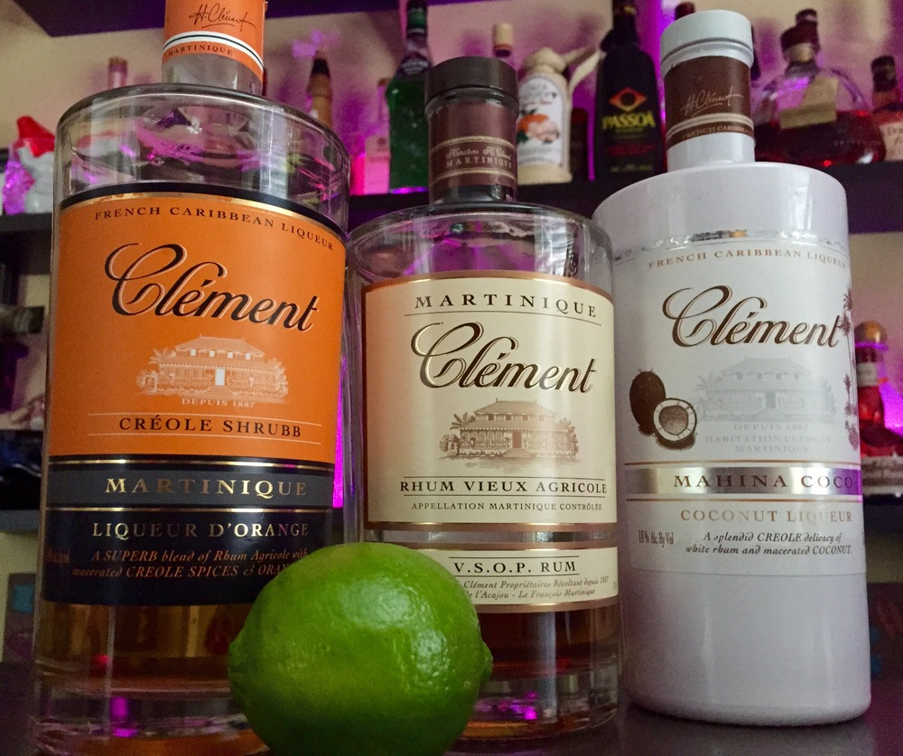 Rhum Clement Mahina Coco. Only from Big Island Wholesalers.