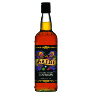 Alibi Bourbon - Exclusively from Big Island Wholesalers