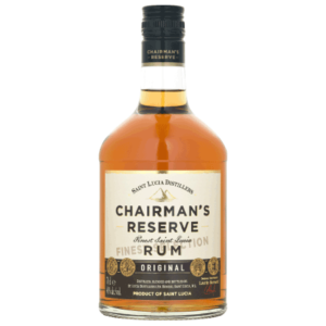 Chairman's Reserve Rums - exclusively from Big Island Wholesalers