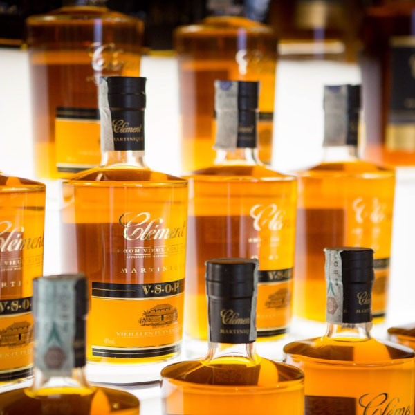 Rhum Clement VSOP. Only from Big Island Wholesalers.