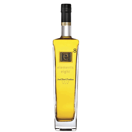Elements 8 Gold Rum - exclusively from Big Island Wholesalers