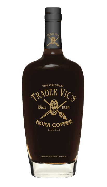 Trader Vic's - exclusively imported and distributed by Big Island Wholesalers