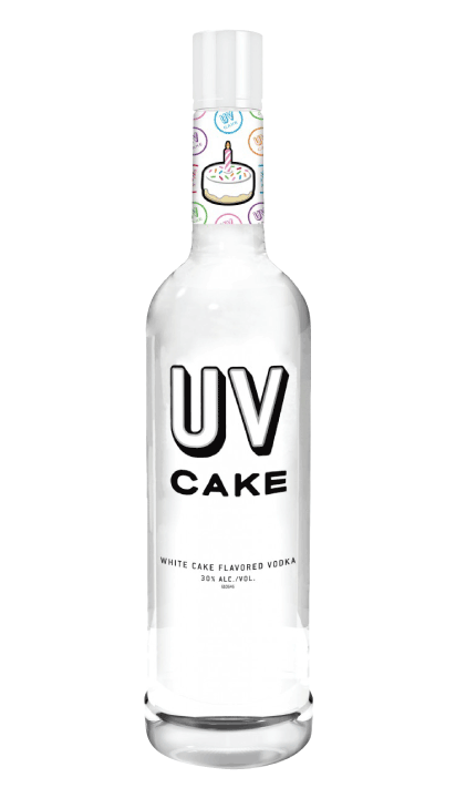 UV Cake Vodka - exclusively from Big Island Wholesalers