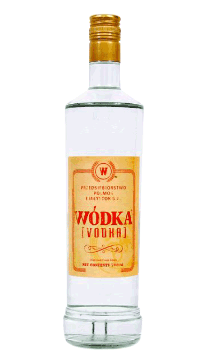 Woodka Vodka - exclusively from Big Island Wholesalers