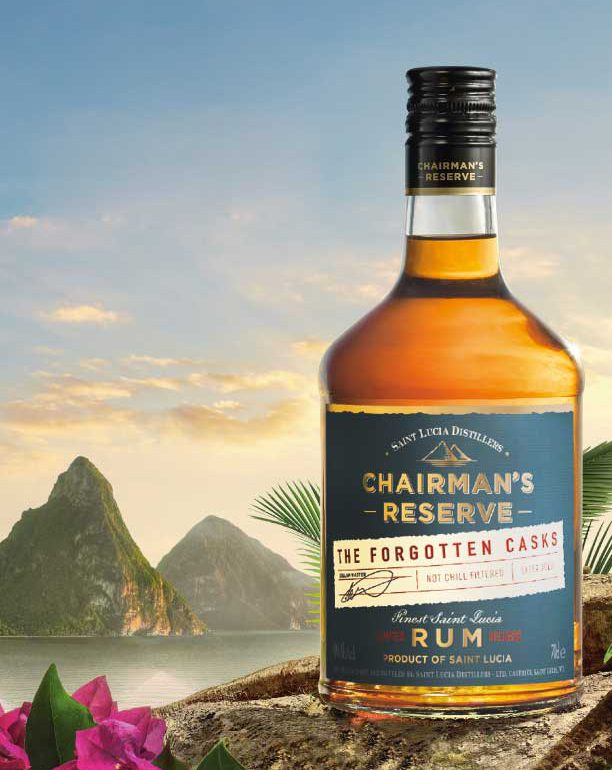 Chairmans Reserve- The Forgotten Casks. Exclusively from Big Island Wholesalers